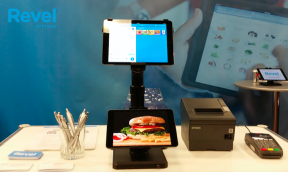 Revel Systems, the leading iPad Point of Sale