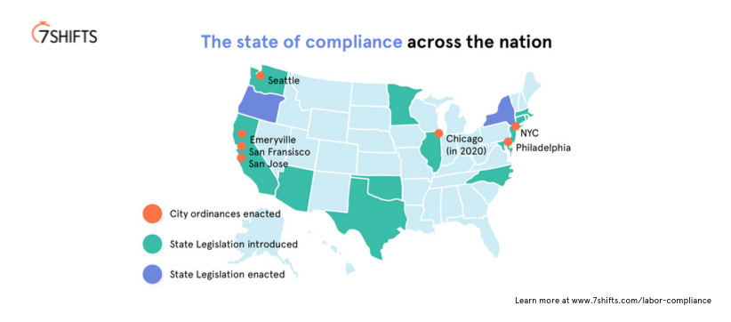 labor compliance map
