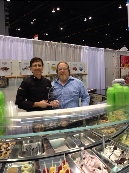 NRA Show recap Swirl of Excellence Winners