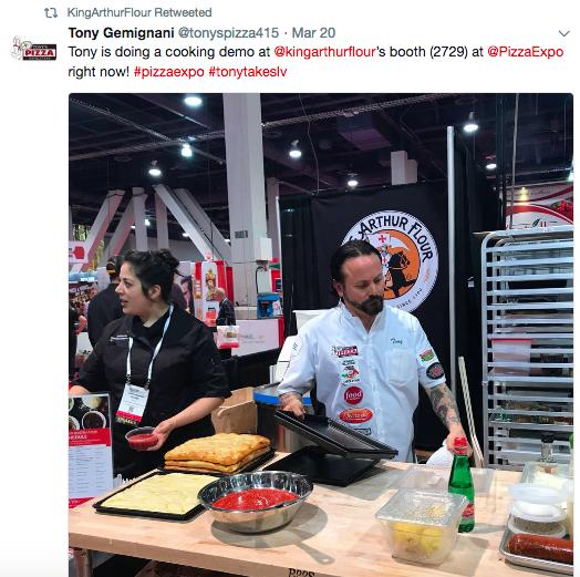 International Pizza Show