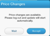 price changes 3